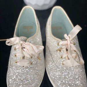 Kate Spade All Glitter Keds